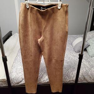 Pants - Suede Dress Pants